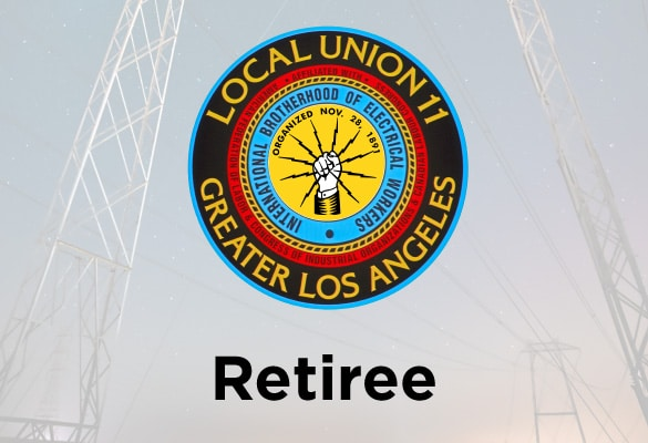Retiree Club — May Report