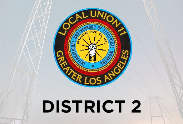 District 2 — May Report