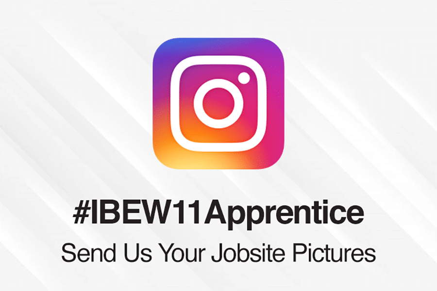 #IBEW Apprentice Jobsite Photos