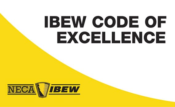 The Importance of Safety in IBEW's Code of Excellence
