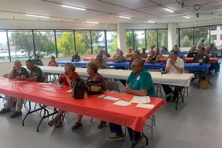 Retiree Club Report — July 2021