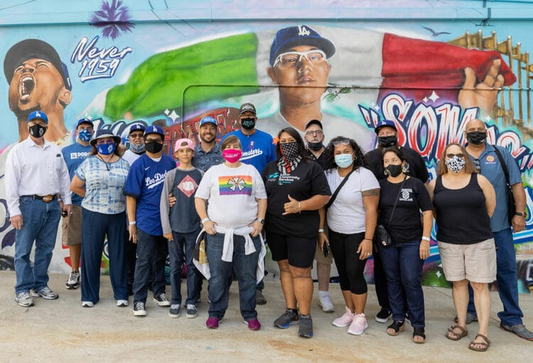 Play Ball! Local 11, LA Unions Take the Field for Dodgers Union Night