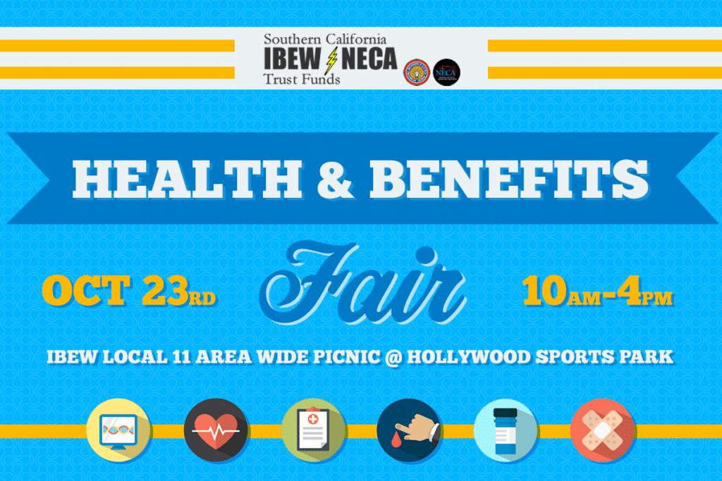 Health & Benefits Fair