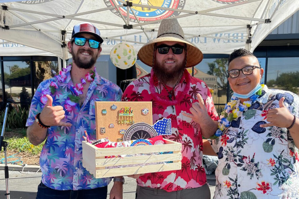 Local 11 Celebrates a Labor Day to Remember