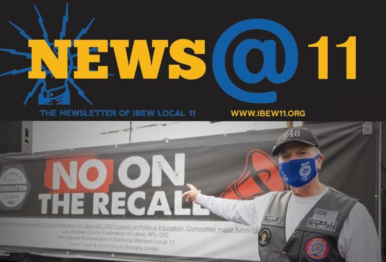 Fall 2021 Edition of News@11